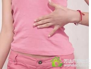 小腹凹回去 肚脐运动巧塑腰图片