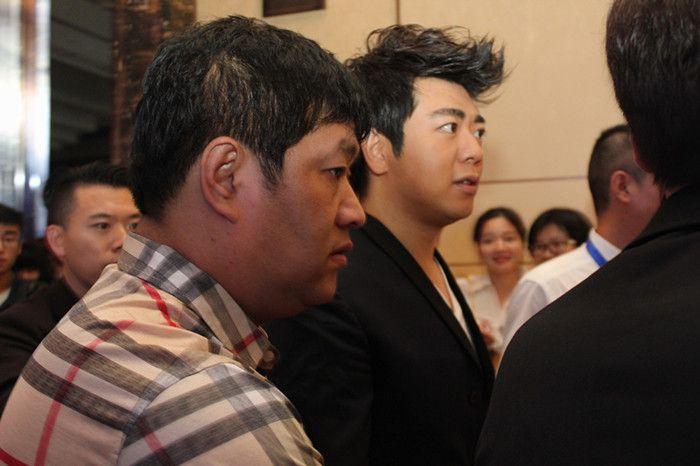 国际著名钢琴家郎朗下榻长沙万达文华酒店